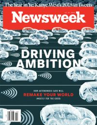 December 13, 2018 issue of Newsweek
