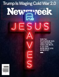 December 20, 2018 issue of Newsweek