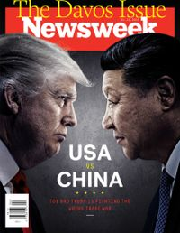 January 24, 2019 issue of Newsweek