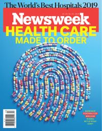 March 28, 2019 issue of Newsweek