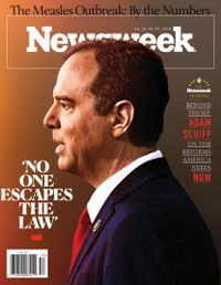 April 25, 2019 issue of Newsweek