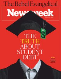 August 15, 2019 issue of Newsweek