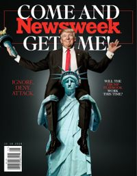 October 10, 2019 issue of Newsweek