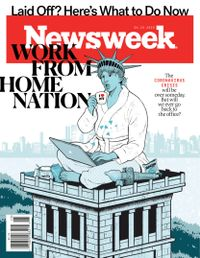 April 10, 2020 issue of Newsweek