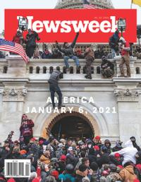January 22, 2021 issue of Newsweek