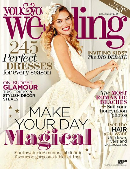 e0795f207 Buy December 2016 - January 2017 - You and Your Wedding