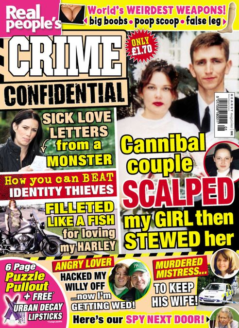 Real People's Crime Confidential