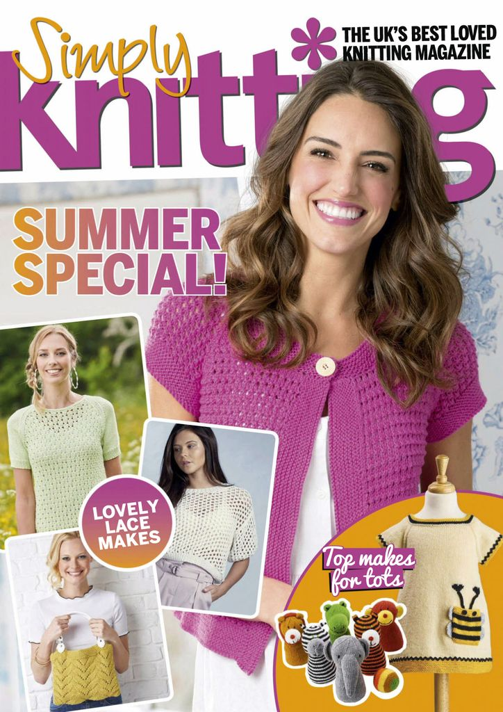 010fd0cc8 Buy October 2016 - Simply Knitting