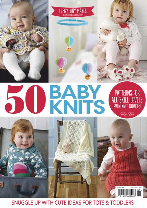 50 Baby Knits