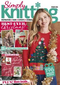 October 01, 2010 issue of Simply Knitting