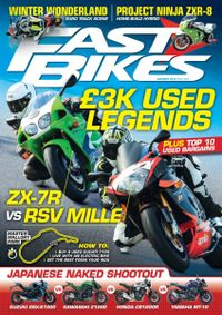 January 01, 2019 issue of Fast Bikes