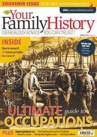 March 01, 2018 issue of Your Family History