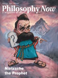 April 01, 2020 issue of Philosophy Now