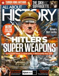 November 30, 2018 issue of All About History