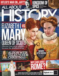 March 31, 2019 issue of All About History