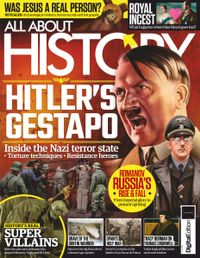 April 30, 2019 issue of All About History