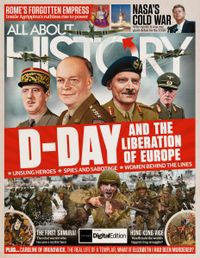 October 31, 2019 issue of All About History