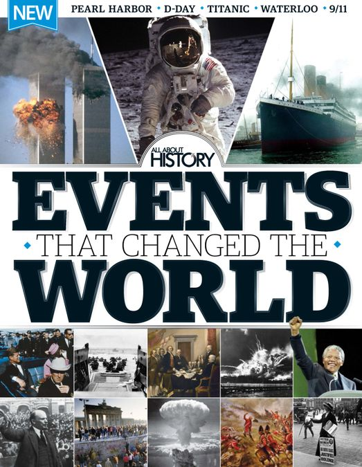 All About History Events That Changed The World