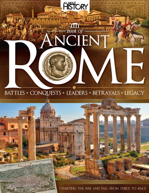 All About History: Book of Ancient Rome