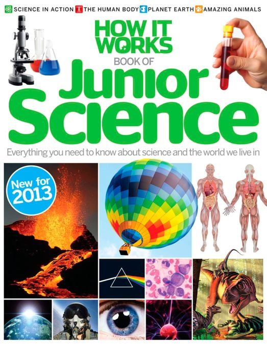 How it Works Book of Junior Science