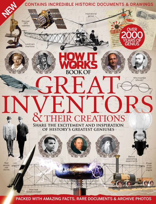 How It Works Book of Great Inventors & Their Creations