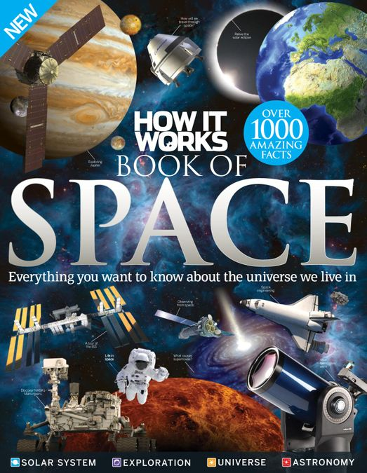 How It Works Book of Space