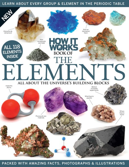 How It Works Book of the Elements