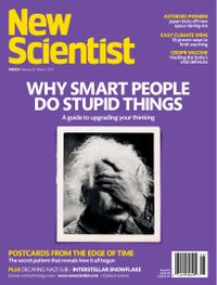 February 22, 2019 issue of New Scientist
