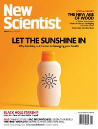 March 15, 2019 issue of New Scientist