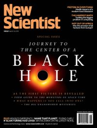 April 19, 2019 issue of New Scientist