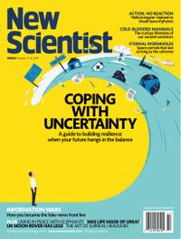 October 18, 2019 issue of New Scientist