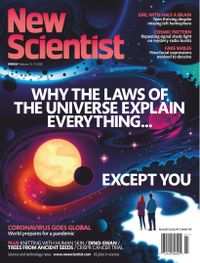 February 14, 2020 issue of New Scientist