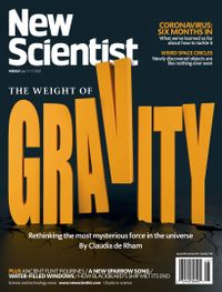 July 11, 2020 issue of New Scientist