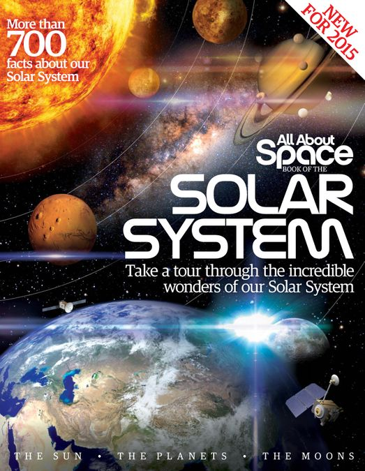 All About Space Book of the Solar System