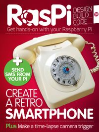 August 09, 2018 issue of RasPi Magazine