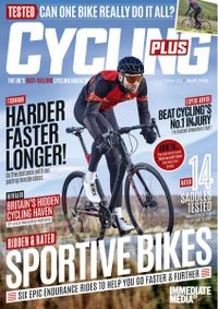 March 31, 2019 issue of Cycling Plus