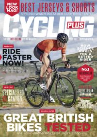August 31, 2019 issue of Cycling Plus