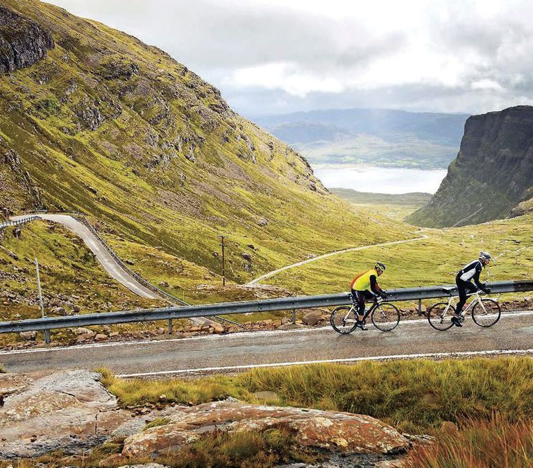 TOP FIVE HILL CLIMBS OF GREAT BRITAIN