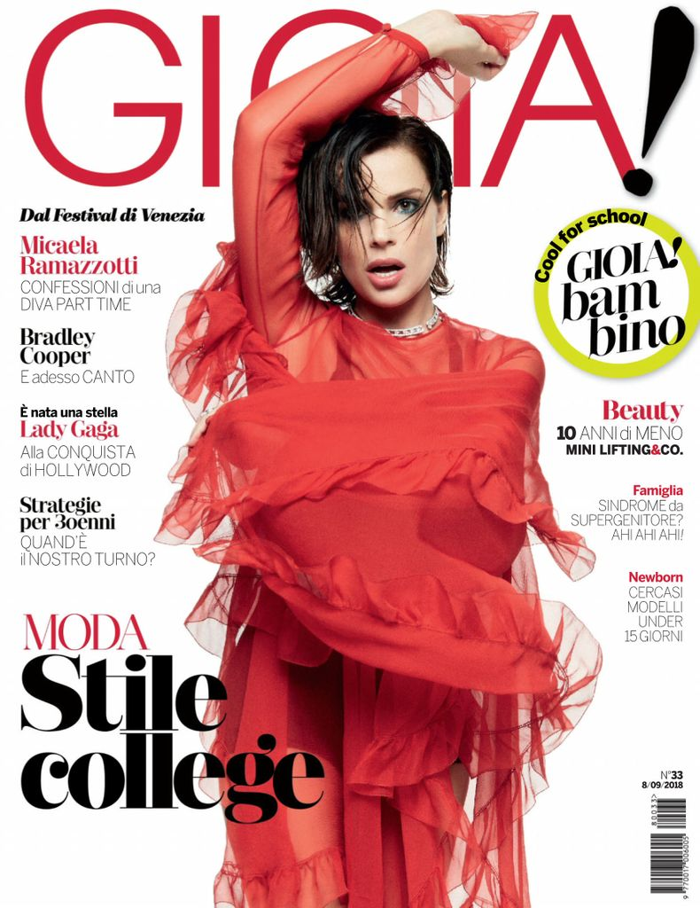 Back issues of gioia fandeluxe Choice Image