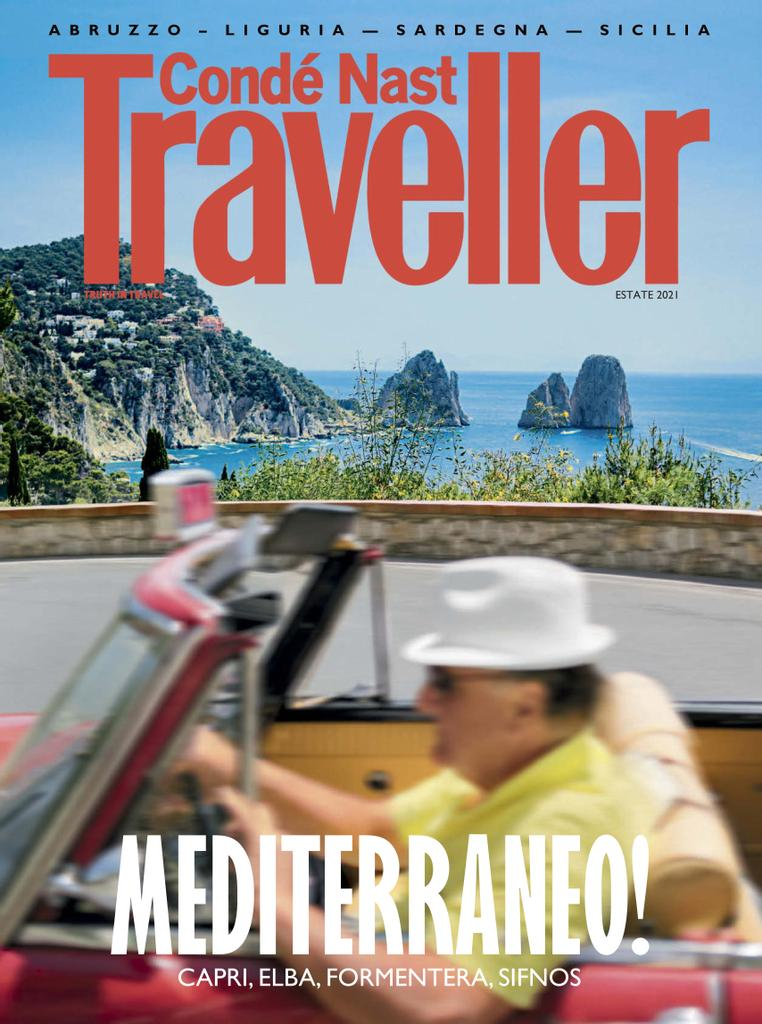 Condé Nast Traveller Italia  - Subscription Subscriptions