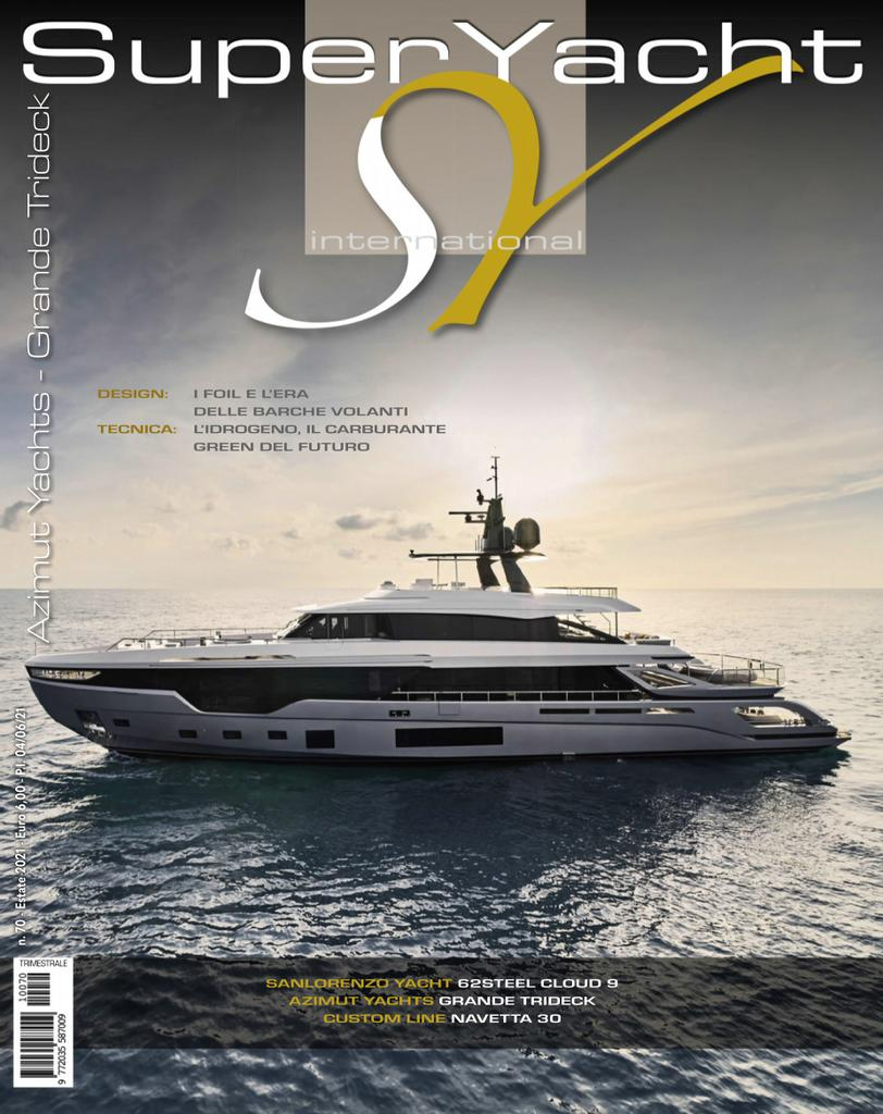 Superyacht - Subscription