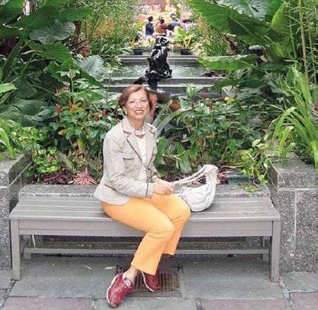 Antonella Pietrogrande: educare al giardino