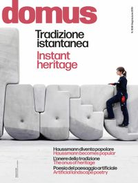 May 31, 2019 issue of Domus