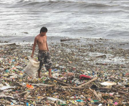 Choking on Plastic