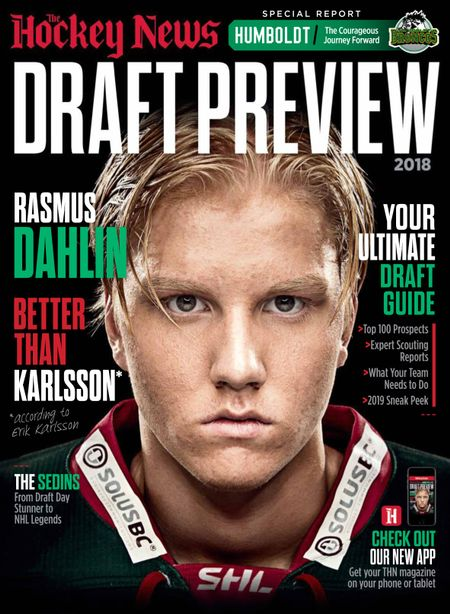 30f301020f1 Buy Draft Preview 2018 - The Hockey News