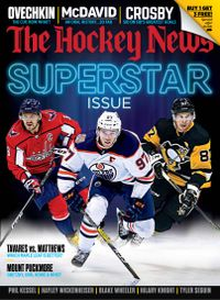 December 09, 2018 issue of The Hockey News