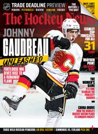 February 10, 2019 issue of The Hockey News