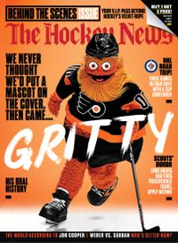 March 10, 2019 issue of The Hockey News
