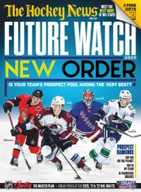 March 23, 2020 issue of The Hockey News