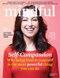 January 31, 2019 issue of Mindful